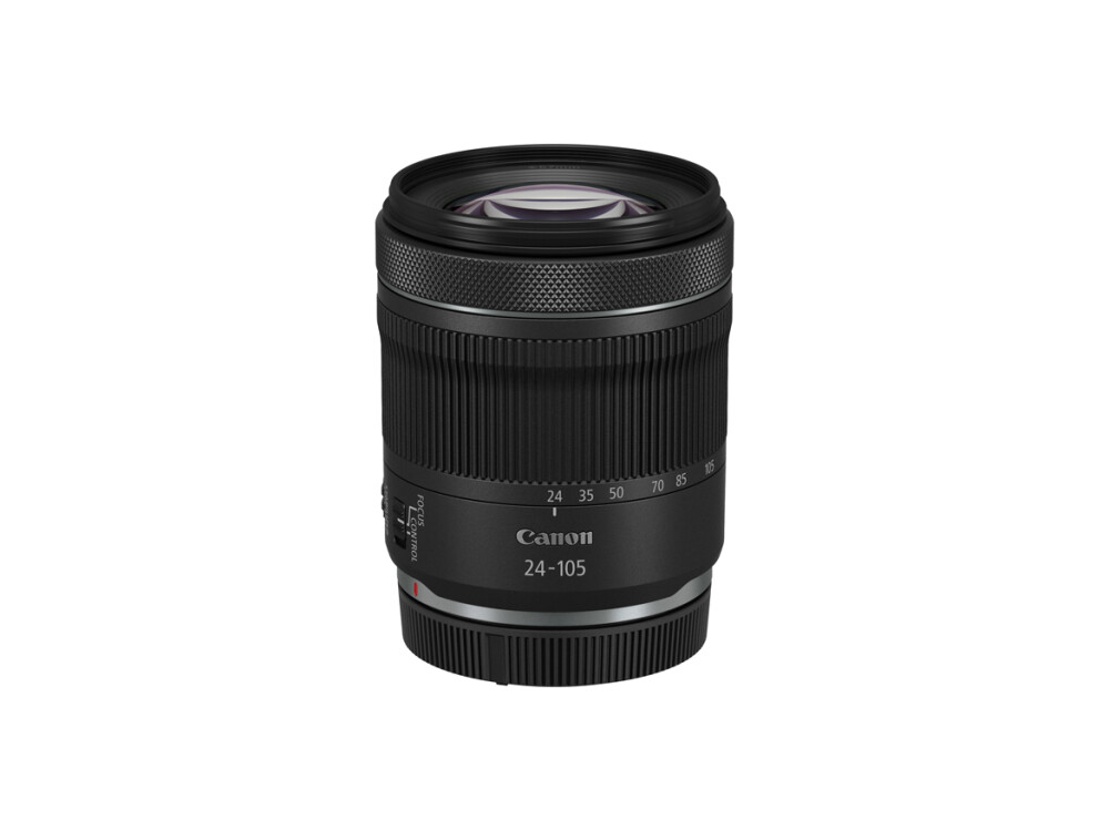 Canon 推出全新 RF24-105mm F4-7.1 IS STM變焦鏡頭