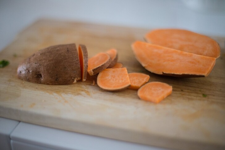 NATIONAL COOK A SWEET POTATO DAY|來煮一顆地瓜吧! - BJIE LIFE