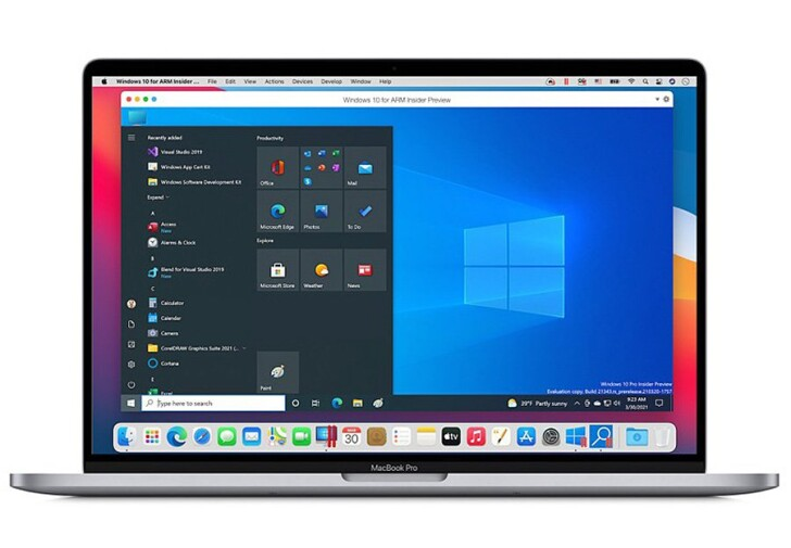Parallels for Mac 發布!原生支援 M1 Mac 和 Windows ARM | iPhone News 愛瘋了