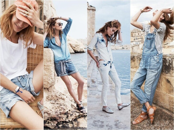 ♥Trend Note♥ Hot Denim! 牛仔女孩!