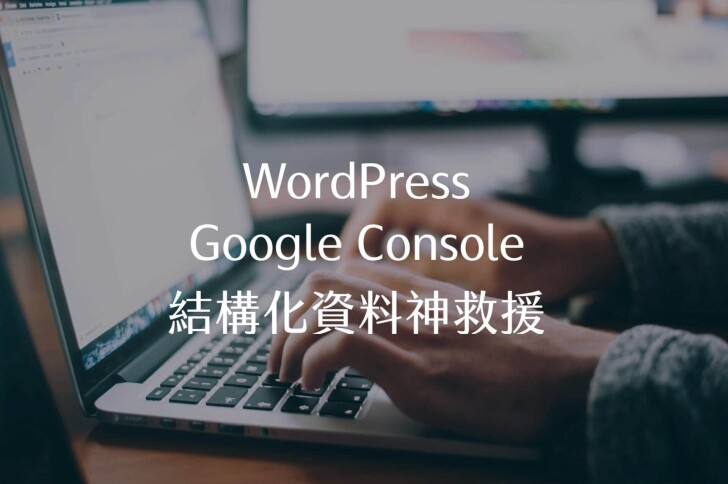 【WordPress】Search Console Missing author updated -